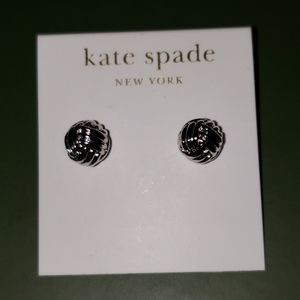 Kate Spade Knotted Rope Earrings